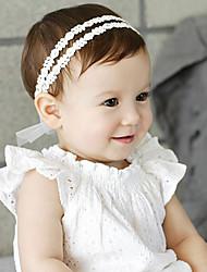 cheap -Baby Boys' / Girls' Cotton Hair Accessories Beige One-Size / Headbands