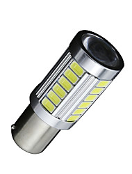 cheap -2pcs BA15S(1156) Car Light Bulbs 7 W SMD 5630 700 lm 33 Daytime Running Light For universal All Models All years