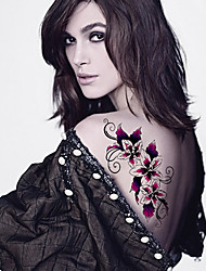 cheap -fashion-large-temporary-tattoos-flowers-sexy-body-art-waterproof-tattoo-stickers-2pcs-size-5-71-by-8-27