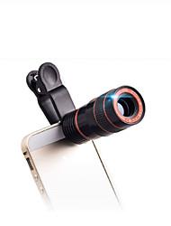Недорогие -8 X 18 mm Монокль Компактный размер Полное многослойное покрытие BAK4 пластик / Да / Наблюдение за птицами