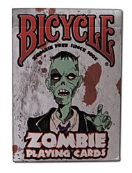 abordables -mobilier de maison zombie cartes de poker vélo vélo collection de cartes de la série de costume table de bain