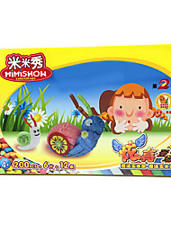 cheap -Yi Tong Department Of Bricks Educational Toys Diy Corn Factory Outlets Mimi Show 200 6 12