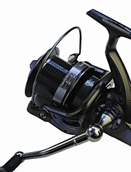 cheap -Spinning Reel 5.2:1 Gear Ratio+14 Ball Bearings Hand Orientation Exchangable Sea Fishing / Bait Casting / Spinning - KH6000 / Freshwater Fishing / General Fishing / Trolling & Boat Fishing