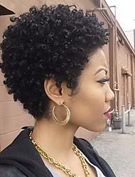 cheap -hot short brazilian virgin hair full lace wigs human hair wigs 8 30 kinky curly lace front wig