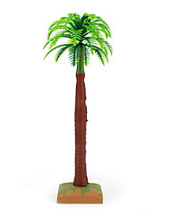 cheap -Micro-Architectural Landscaping Meaty Resin Sand Table Model Simulation Tree Cycads Ornaments Plant Style Random