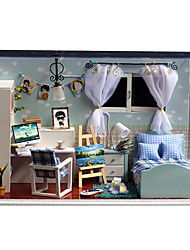 cheap -Furniture DIY Wooden CUTE ROOM