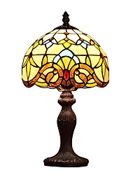 cheap -Tiffany Eye Protection Table Lamp For Metal 110-120V / 220-240V