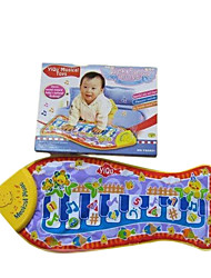 cheap -Yellow Fish Touch Piano for Children All Musical Instruments Toy