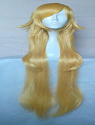 cheap -Cosplay Costume Wig Synthetic Wig Body Wave Body Wave Wig Blonde Pink Purple Blonde Pink Synthetic Hair Women's Blonde Pink Purple hairjoy