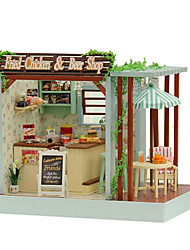 cheap -Hand Hut Chi Fun House Diy House Z-006 Model Creative Gift Birthday Gift