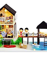abordables -pour une maison de produits de bricolage cabane cadeau du jour de la maldives manuelle de maison chinois valentine