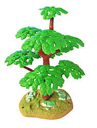 cheap -Micro Landscape Plants  Sand Table Model Simulation Tree Ornaments Mini Resin Fleshy Gardening 10Pcs