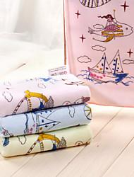 cheap -3pc Pack Micro Fiber Face Towel Wash Towel 100% Cotton High Quality Super Soft