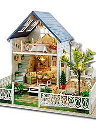cheap -For A Home Diy Products Hut Nordic Holiday House Assembled By Hand A Birthday Present