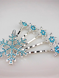 cheap -Barrettes Hair Accessories Rhinestones Wigs Accessories Women's pcs 1-5cm cm