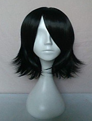 cheap -Cosplay Costume Wig Synthetic Wig Straight Straight Wig Pink Black Purple Pink Synthetic Hair Women's Black Pink Purple hairjoy