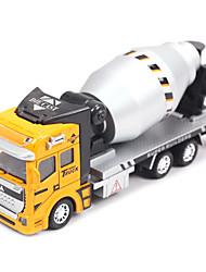 Недорогие -Игрушечные машинки Модель авто Экскаватор моделирование Металлический сплав пластик Сплав металла Металл для Детские Мальчики