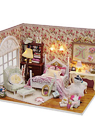 cheap -CUTE ROOM DIY Furniture Wooden Toy Gift