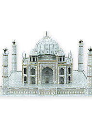 cheap -Famous buildings Wooden Puzzle Model Building Kit Wooden Model Paper EPS Kid's Adults' Toy Gift