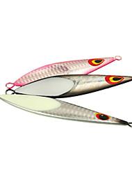 cheap -1 pcs Fishing Lures Hard Bait Metal Bait Sinking Bass Trout Pike Sea Fishing Spinning Jigging Fishing Metal / Freshwater Fishing / Bass Fishing / Lure Fishing / General Fishing