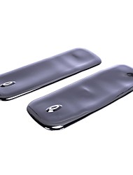 cheap -2 Pcs Rubber Front Rear Corner Guards Protector for Automobile Cars