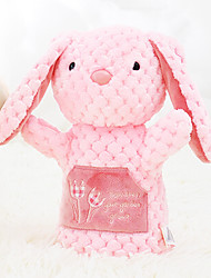 cheap -Finger Puppets Rabbit Novelty Plush Imaginative Play, Stocking, Great Birthday Gifts Party Favor Supplies Boys' Girls'
