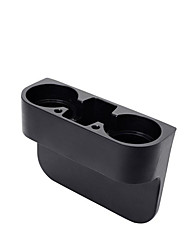 cheap -Car Durable Plastic Multi-functional Universal Cup Drink Holder Auto Seat Wedge Phone Holder Pen Holder Garbage Box Creative Interior Storage Holder