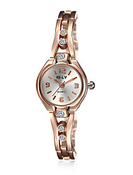 cheap -2016 Luxury Noble Personality Quartz Diamond 18k Gold Women Watches