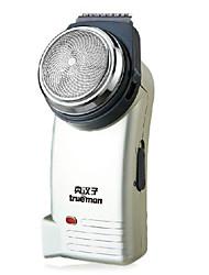 cheap -Electric Shaver Men Face Electric Wet/Dry Shaving / LED Light Stainless Steel Trueman