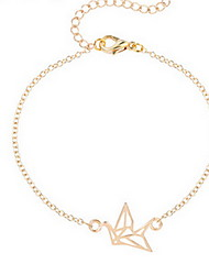 cheap -Women's Chain Bracelet Animal Fashion Alloy Bracelet Jewelry Silver / Golden For Christmas Gifts Daily Casual