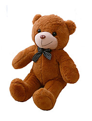 cheap -35CM Cute Brown Plush Teddy Bear Huge Soft 100% PP Cotton Toy