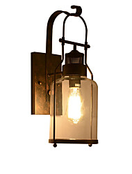 cheap -Modern Contemporary Wall Lamps & Sconces Metal Wall Light 220V 110V max60w / E26 / E27
