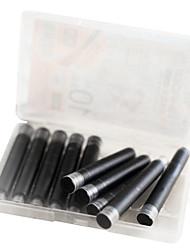 cheap -Pen Pen Fountain Pens Pen, Plastic Black / Blue Ink Colors For School Supplies Office Supplies Pack of