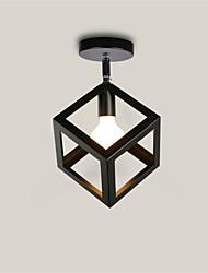 cheap -CXYlight Flush Mount Ambient Light Painted Finishes Metal Mini Style 110-120V / 220-240V Bulb Not Included / E26 / E27