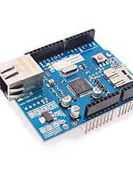 abordables -version améliorée ethernet W5100 r3 bouclier réseau support de carte uno / Mega2560