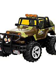 abordables -358A 4WD Buggy 1:20 Moteur Sans Balais Voitures RC  Prêt Voiture télécommandée Télécommande/Transmetteur Manuel D'Utilisation Batterie