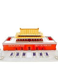 cheap -Educational Toy Chinese Architecture Professional Level Paper / EPS 61 pcs Gift