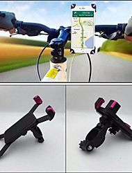 cheap -Bike Phone Mount Portable Anti Shake Stable for Road Bike Mountain Bike MTB ABS iPhone X iPhone XS iPhone XR Cycling Bicycle Black Pink 1 pcs