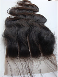 cheap -PANSY Hair weave Human Hair Extensions Body Wave / Classic Human Hair Brazilian Hair Women's