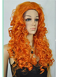 cheap -Synthetic Wig Cosplay Wig Curly Style Wig Synthetic Hair Women's Wig Long StrongBeauty