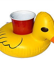 cheap -Water Play Equipment Inflatable Pool PVC(PolyVinyl Chloride) Summer Duck Pool 10 pcs Kid's Adults'