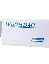 cheap -Windows 7 0.06M Support HD 1080P WII to HDMI Converter