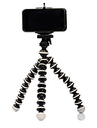 cheap -Mini Tripod Bracket Portable Flexible Mobile Phone Holder Smartphone Tripods Foldable Desktop Stand For iPhone Samsung Huawei Xiaomi