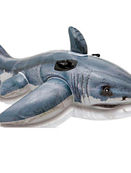 cheap -Inflatable Pool Float Inflatable Ride-on Inflatable Pool Animals PVC(PolyVinyl Chloride) Summer Fish Shark Pool Boys' Girls' Kid's