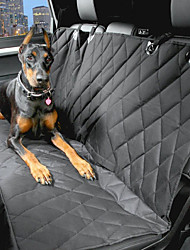 cheap -Pets Dog Car Seat Cover Pet Carrier Waterproof Portable Black / Oxford Fabric