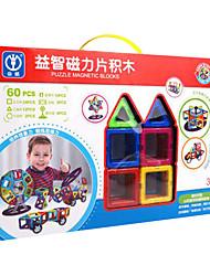 cheap -Building Blocks Construction Set Toys Educational Toy Kid's Adults' Boys' Girls' 60 pcs