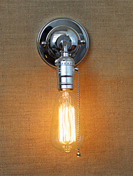 cheap -CXYlight Rustic / Lodge Wall Lamps & Sconces Metal Wall Light 110V / 110-120V / 220-240V 60W