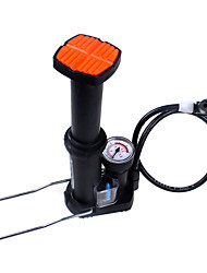 cheap -Bicycle Pumps Mini Portable High-pressure Bicycle Pump Pedal Cycling Pumps Straddling Inflator fpr Mountain Bike