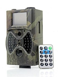 Недорогие -Камера охотничьего следа / скаут-камера 12 Мп CMOS цвет 1080p Портативные Ночное видение Диапазон обнаружения 35 ° 2-дюймовый ЖК- ИК-светодиоды 36шт Походы / туризм / спелеология Охота Животные 850 nm