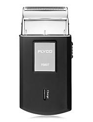 abordables -Rasoir Electrique Hommes Visage Electrique Têtes Pivotantes Inox FLYCO